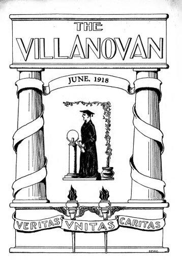Villanovan Magazines
