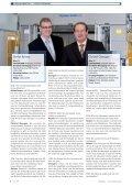 Präzise Arbeit: Titel-Story über Sprachtechnologie bei Fecken - Across - Seite 4