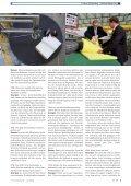 Präzise Arbeit: Titel-Story über Sprachtechnologie bei Fecken - Across - Seite 5