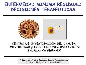 10-2 - Sociedad Chilena de Hematología
