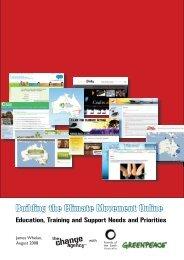 BldgClimMvntOnlineEdTrain.pdf - EfS Professional Learning Hub