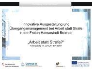 Präsentation 18 Folien - sbh berlin