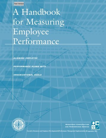 A Handbook for Measuring Employee Performance - Office of ...