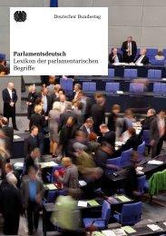 Download Parlamentsdeutsch 17. WP - Mitmischen.de