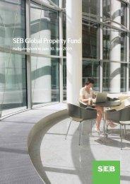 Halbjahresbericht zum 30.06.2009 - SEB Asset Management