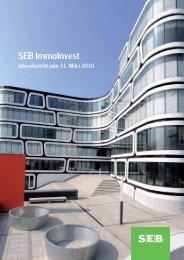 4&# *NNP*OWFTU - SEB Asset Management
