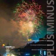 PlusMinus Nr. 40, Dezember 2012 - Regionalwerke AG Baden