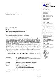 Histaminintoleranz & Entzündungsmarker im Stuhl - Labor Clotten