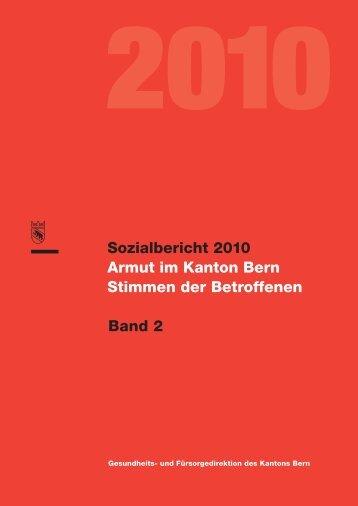 Band 2 - Gesundheits - Kanton Bern