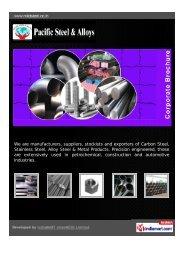 Pacific Steel & Alloys, Vadodara - Supplier & Distributor of Sheets ...