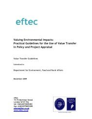Valuing Environmental Impacts: Practical ... - ARCHIVE: Defra