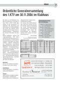 Ausgabe 4/06 Klubmeisterschaften 2006 ... - 1. KTV - Seite 7