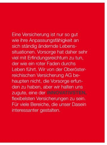 Zuhaus Oberosterreichische Versicherung Ag