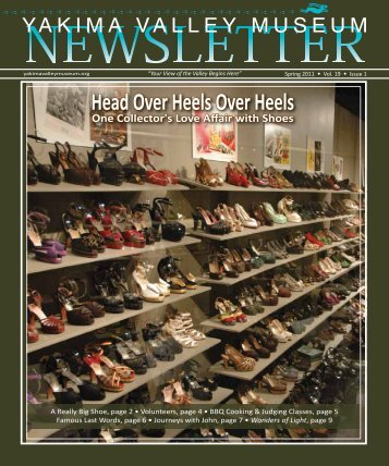 Yakima Valley Museum Newsletter