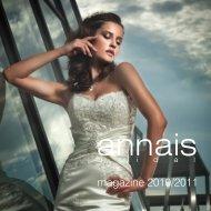 Die neue Abteilung - Accessoires - Annais Bridal