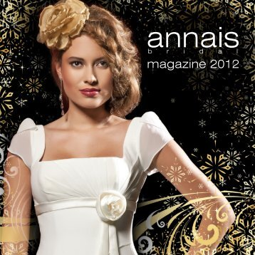 download a pdf version - Annais Bridal