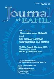Journal August 2008:macheta.qxd.qxd - European Association for ...