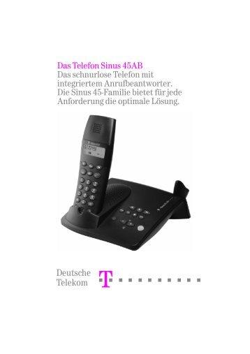 Sinus 45AB.book - Technikcentral.de
