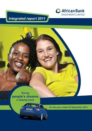 Full integrated annual report - African Bank - Investoreports