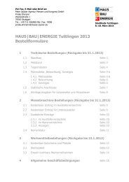 Technikbestellungen Tuttlingen 2013 zum Download