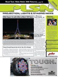 Eiffel Tower Lit with LEDs to Mark 120 Years - PLSN.com