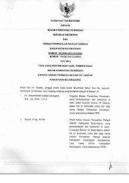 Kab. Bojonegoro - Badan Pemeriksa Keuangan