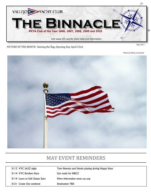 The Binnacle - Spring 2006