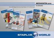 Mediadaten 2010 - TechTex Verlag