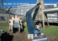 Das Jahr 2005 im Rückblick - Steinhof Pflegeheim
