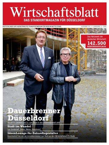 Dauerbrenner Düsseldorf