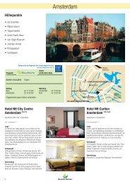 Hotel NH Carlton Amsterdam - Geo Tours