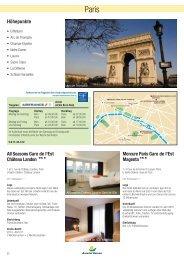 Mercure Paris Gare de l'Est Magenta - Geo Tours