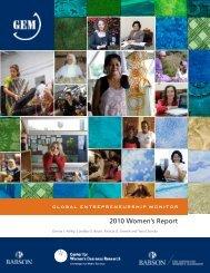 2010 Women's Report
