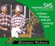 spreewaldhof.pdf - SKS AG - Senioren und Krankenpflegeservice