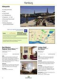 Hotel Hafen Hamburg - Geo Tours