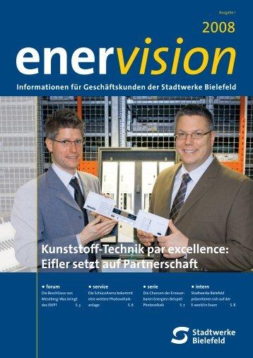 Kunststoff-Technik par excellence: Eifler setzt auf Partnerschaft