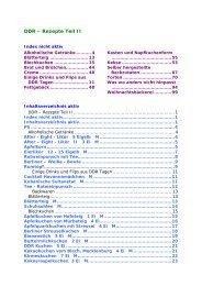 DDR – Rezepte Teil II - Chefkoch.de