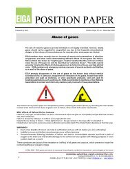 POSITION PAPER - eiga
