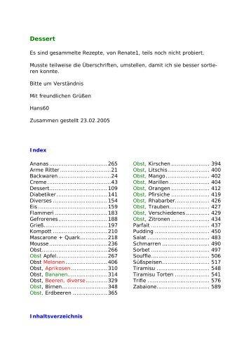 Dessert II 98.pdf - Chefkoch.de