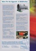 Rohre für den Apparate- & Behälterbau - Eisenbau Krämer mbH - Seite 2