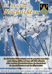 St.Mareiner Nachrichten Ausgabe 98 (Dezember 2008).pdf