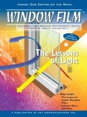 May/June 2011 - Window Film Magazine