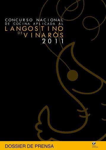 Dossier (PDF) - Langostino de Vinaròs