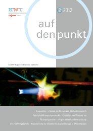 auf den Punkt - Ausgabe 02 2012 - Kwt - Viessmann