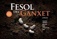 Fesol del Ganxet - Ajuntament de Tordera