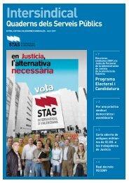 Allioli Especial A4 - STAPV - Intersindical Valenciana