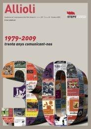 trenta anys comunicant-nos - Intersindical Valenciana