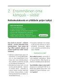 Itsenäisen elämän käyttöohjeita - Tapiola - Page 3