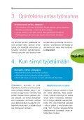 Itsenäisen elämän käyttöohjeita - Tapiola - Page 4