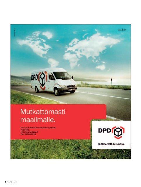 Elämän ja kuoleman logistiikka - Posten Logistik